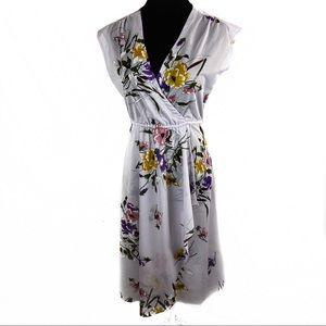 Stunning romantic vintage 70's dress